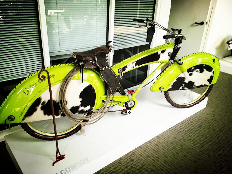 闪电自行车