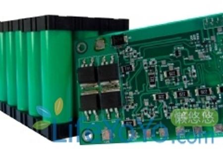 欧倍能48v电动车控制器电路板