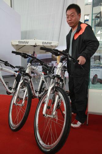 宝马自行车12500元-技术/标准/培训-技术-中国自行车